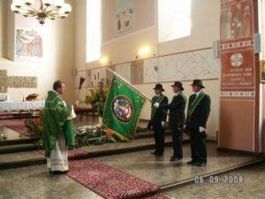 Poświęcenie sztandaru – 6 IX 2008 r.